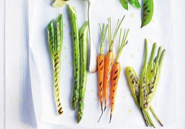 Zoom sur les légumes primeur