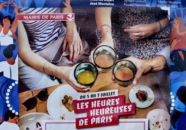 Les Heures Heureuses de Paris 2017 : nos meilleurs moments