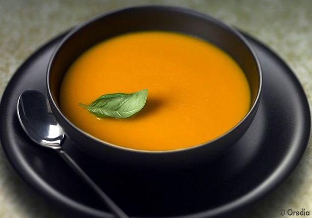 La soupe complète des working mum, la soupe aux lentilles corail