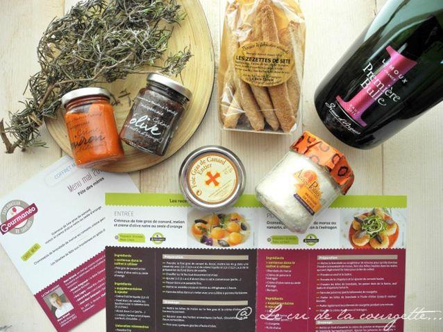 L' épicerie de produits de chefs en ligne, Gourmaneo