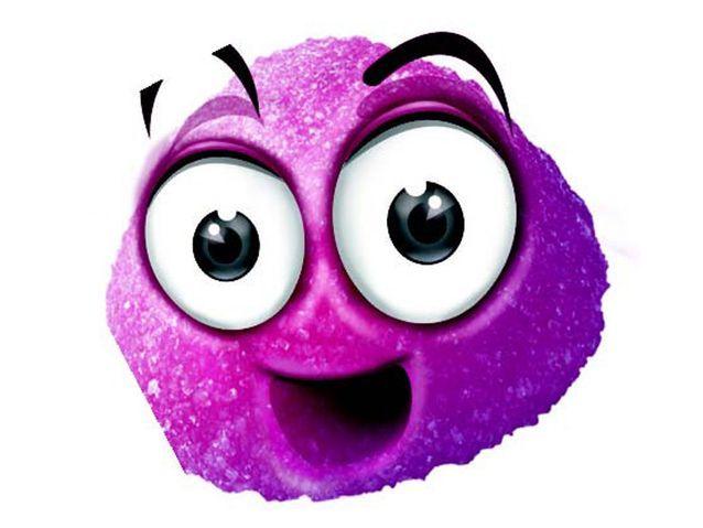 La nouvelle Tagada Purple