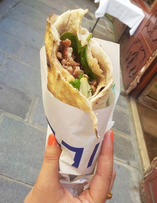 Le kebab gastronomique de Fred Peneau
