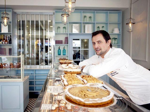 Les cours de pâtisserie de Sébastien Gaudard
