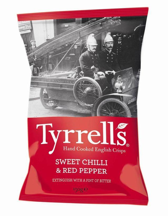 Les Tyrrells épicées