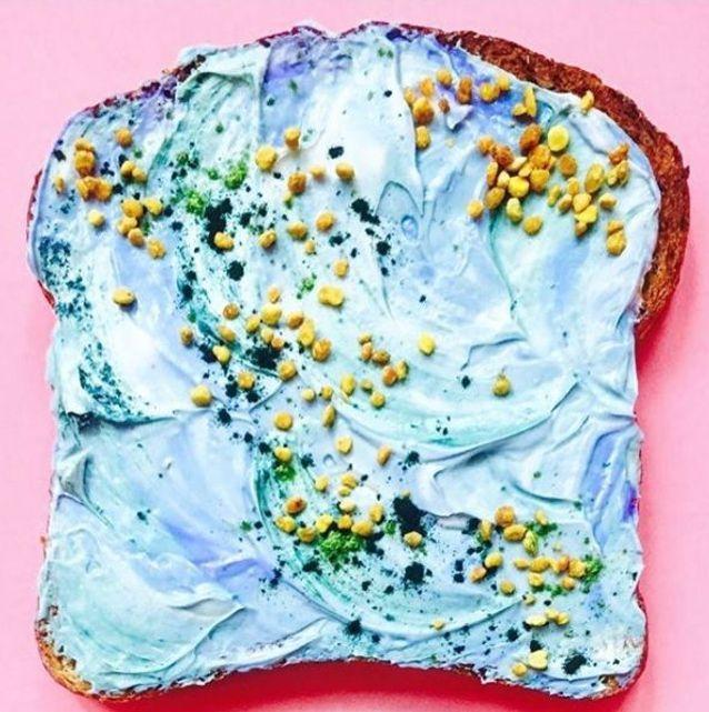 Galaxy toast