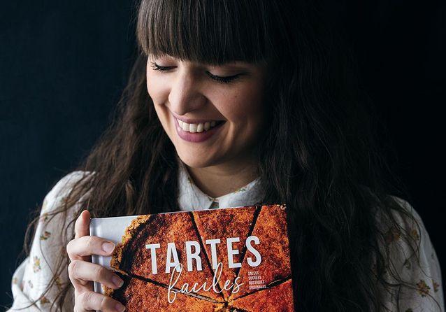 Zoom sur « Tartes faciles » le nouvel opus d'Emilie Franzo, la reine des tartes