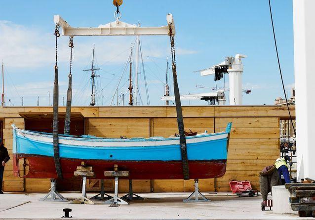 Marseille : l'émulsion de la rouille