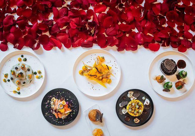Saint-Valentin 2021 : les menus les plus romantiques à se faire livrer à la maison