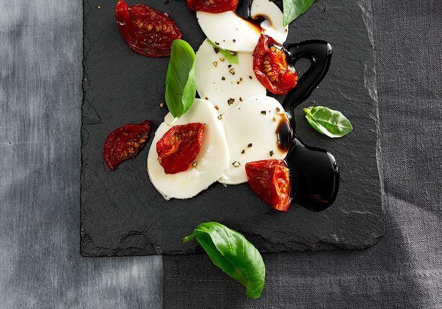 Mmmozza : 10 façons d'accommoder la mozzarella