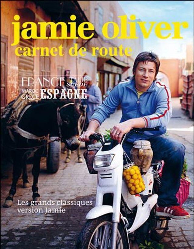Jamie Oliver, Carnet de route