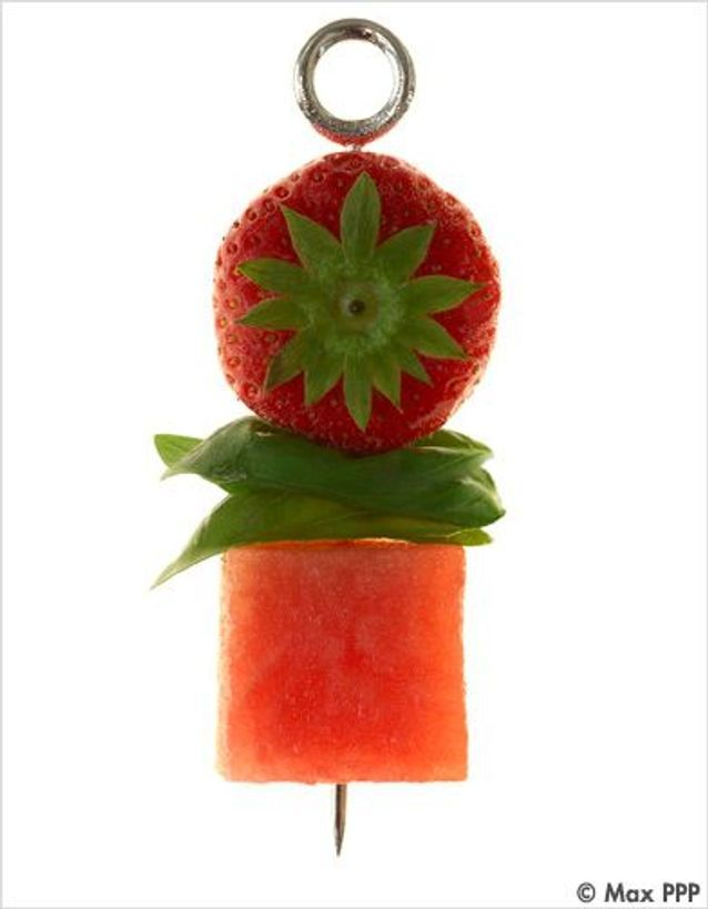 Brochette Fruit