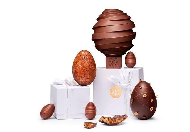 Shopping : des œufs de Pâques en chocolat à croquer