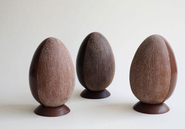 Oeuf de Pâques en chocolat Cyril Lignac