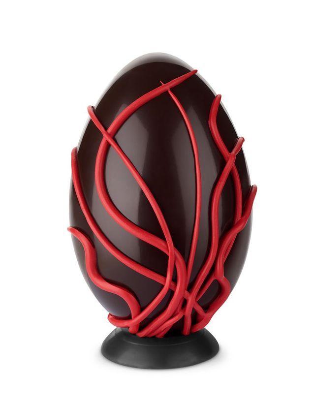 Oeuf de Pâques en chocolat Fauchon