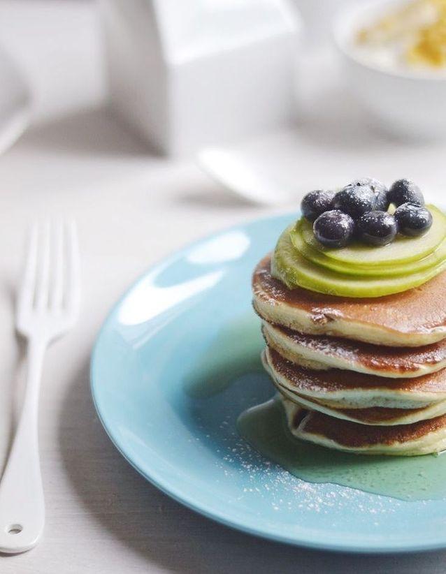 Pancakes healthy sans beurre
