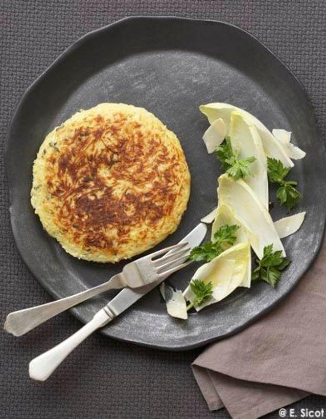 Darphin pommes de terre sauge endive celeri