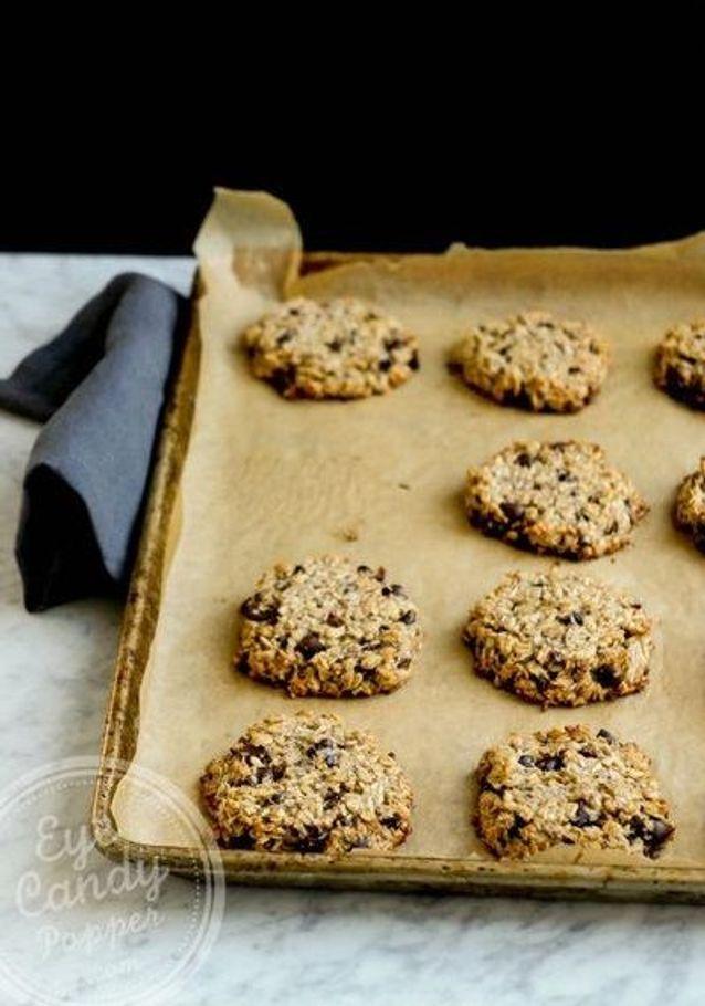 Cookies avoine amande coco