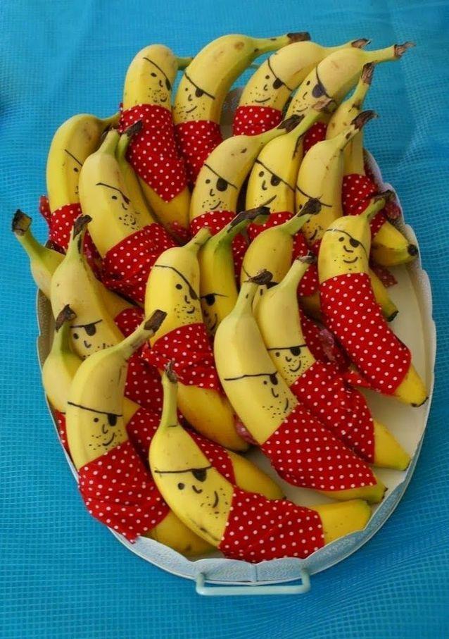 Banane pirate