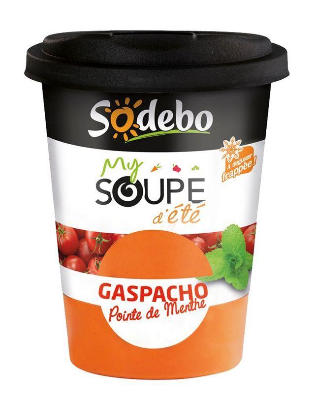 Mysoup gaspachos