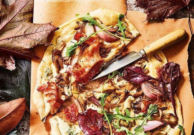 16 pizzas d'automne qui nous font du bien