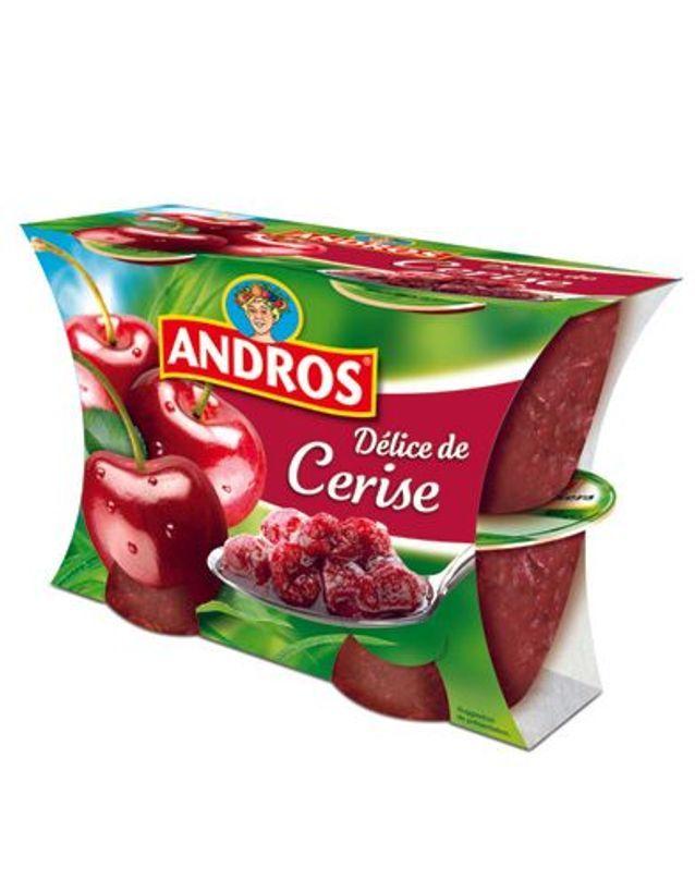 délice fruitier/ andros