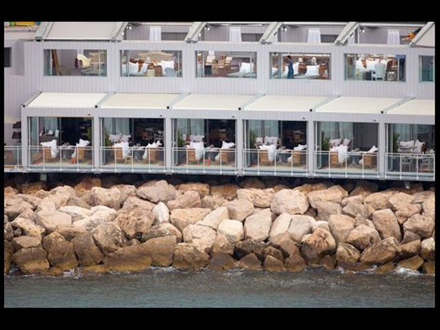 La cantine Marseille Philipe Starck