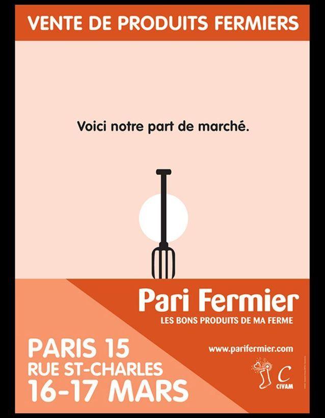 Paris fermier St Charles Mars 2013