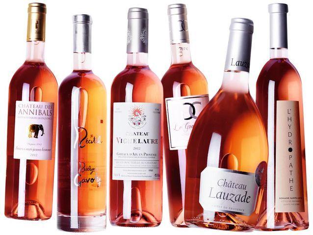 Provence : 10 artistes du rosé