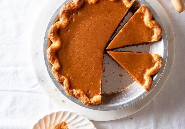 10 pumpkin pies comme une ode à l'automne