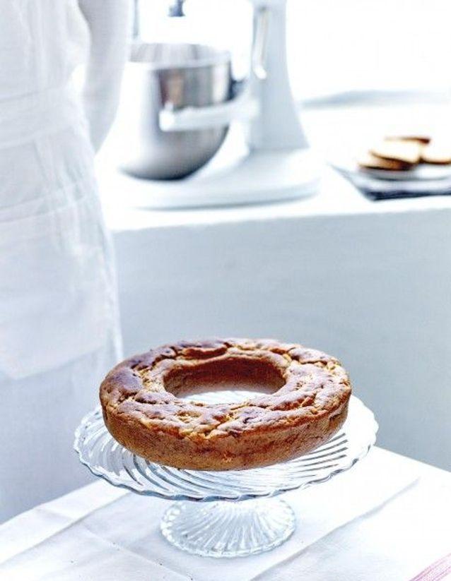 Bread cake à la farine de châtaigne et au gingembre