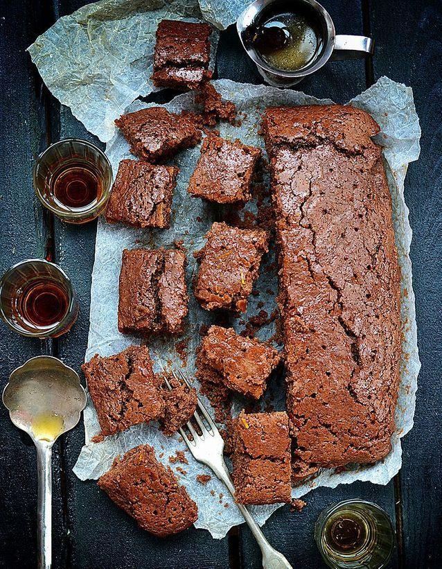 Gâteau chocolat sans oeuf