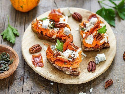 12 amuse-bouches d'automne pour un apéritif de saison