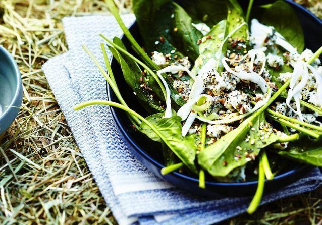 22 recettes gourmandes aux épinards pour arrêter de dire que ce n'est pas bon