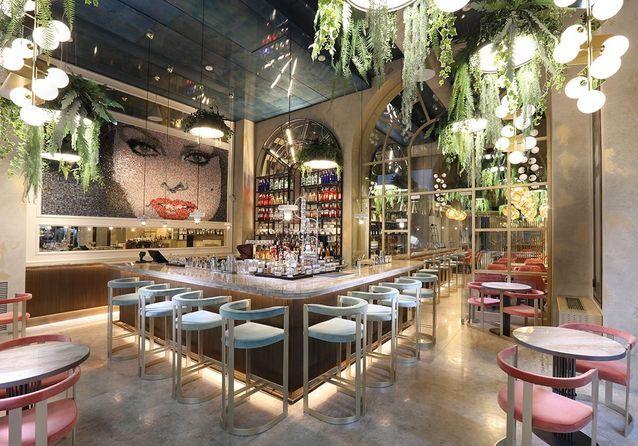 J'ai testé le restaurant de Sophia Loren à Florence
