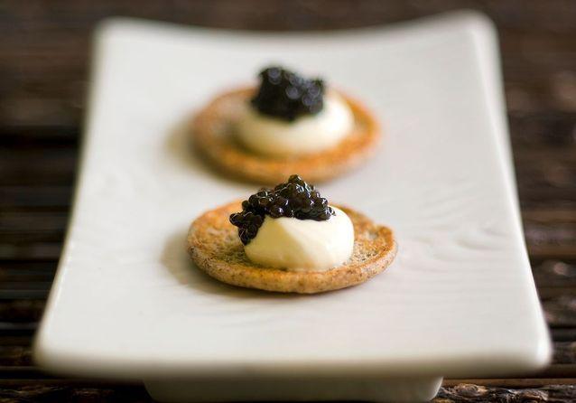 Réveillon : si on osait le caviar ?