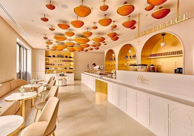 #ELLEfoodspot : Ritz Paris Le Comptoir, le nouveau terrain de jeu de François Perret