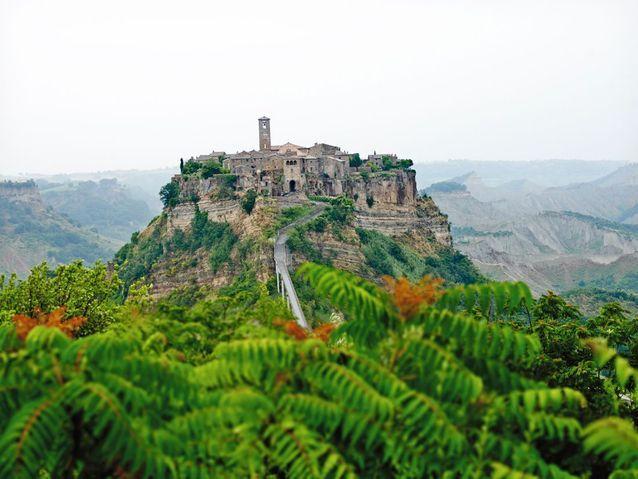 Bagnoregio, cité médiévale