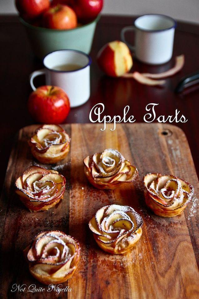 Rose de pomme : la recette