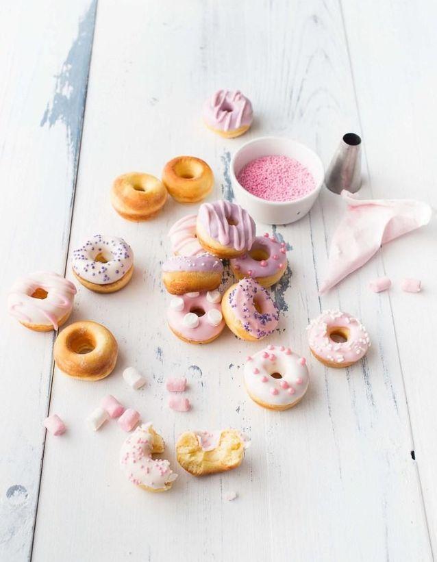 Brioche façon donuts