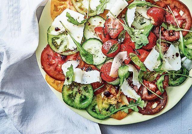 26 salades sucrées-salées à savourer tout l'été