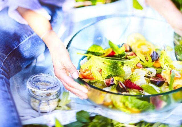 25 salades sucrées-salées à savourer tout l'été