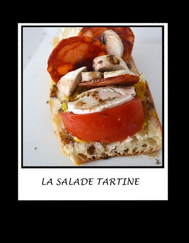 Salade De Marjolaine