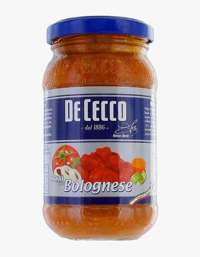 Sauce bolognaise De Cecco