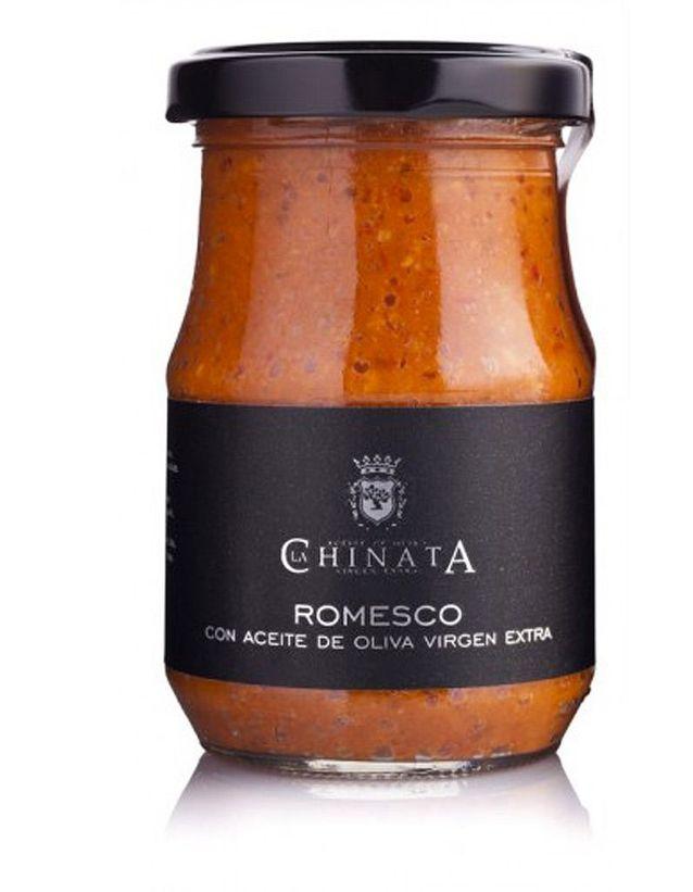 Sauce Romesco, La Chinata
