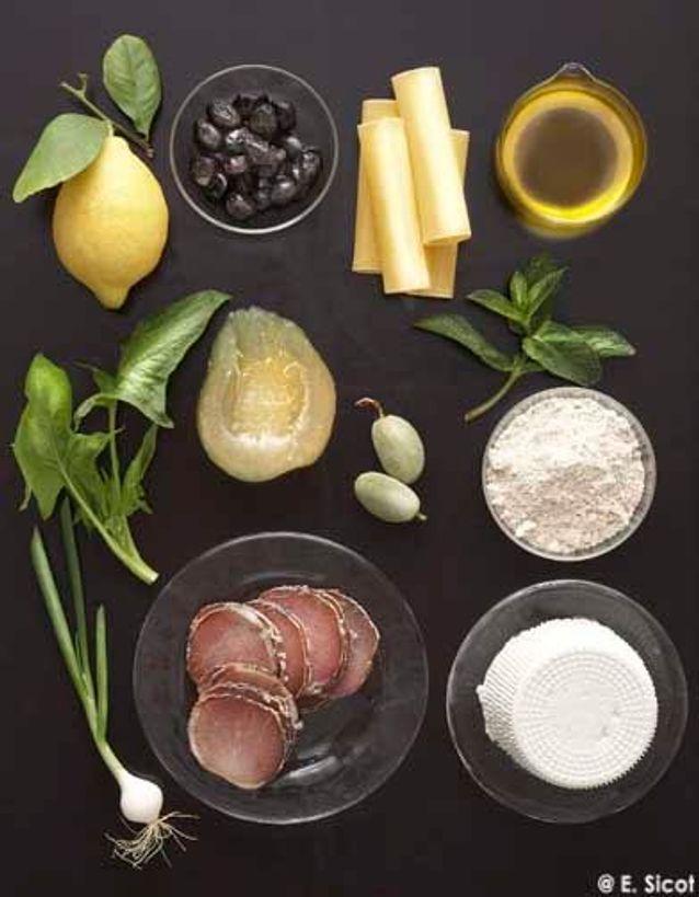 1 Ingredients Corse ok1