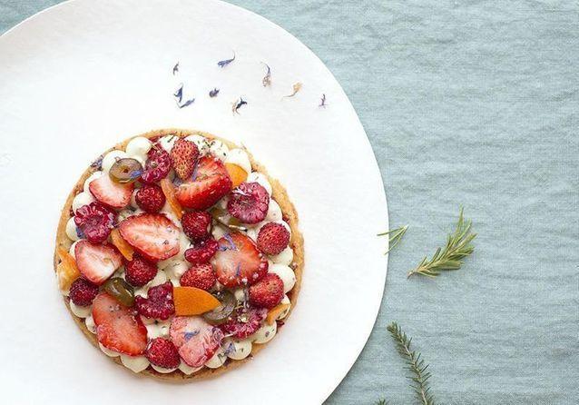 18 tartes aux fraises à croquer