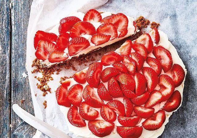 20 tartes aux fraises à croquer