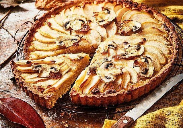 Les 30 plus belles tartes sucrées d'automne pour se mettre du baume au cœur