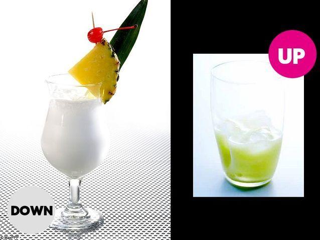 Cuisine recettes cocktail ete pina colada
