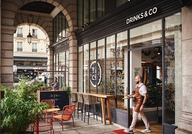 On s'offre un drink à Saint-Lazare